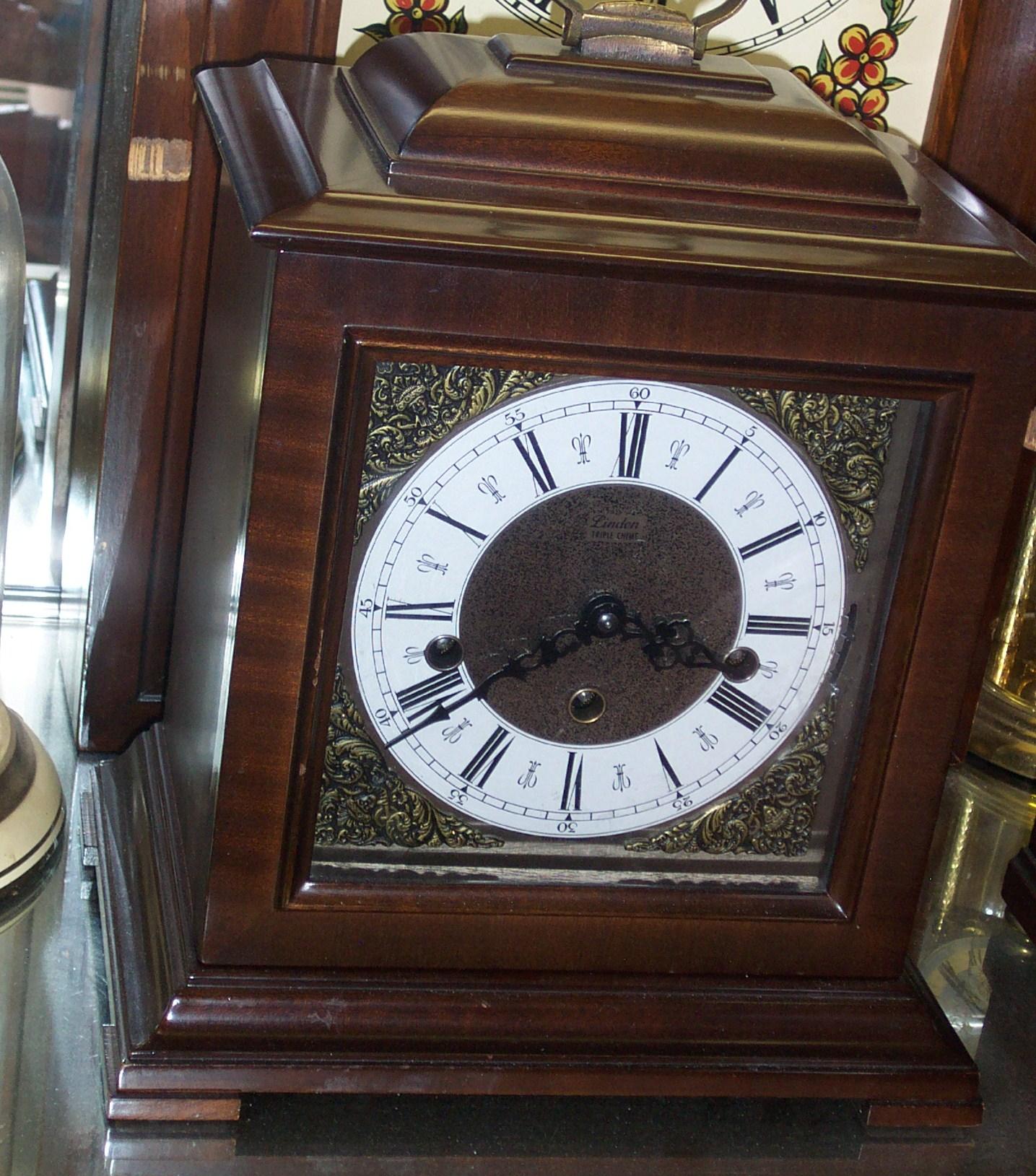 Linden Clocks