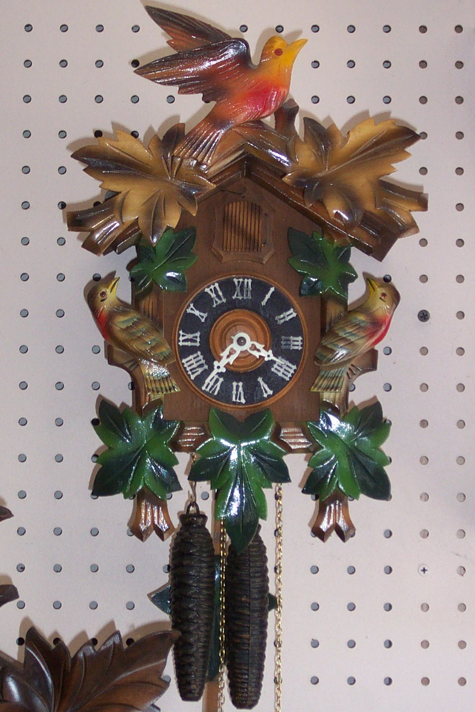 Bracket clock mission style wall clock amipublicfo Gallery